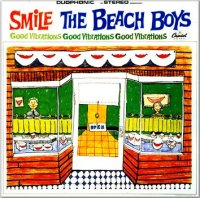 "The Beach Boys - ""Smile"" LP (red) - Sea of Tunes"