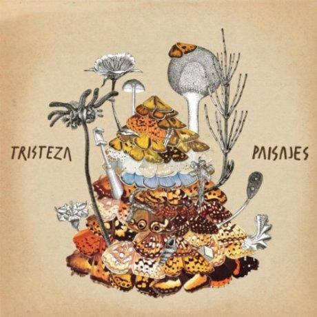 "Tristeza - ""Paisajes"" LP - Sanity Muffin"