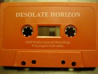 Desolate Horizon - s/t - Reality Impaired Recordings